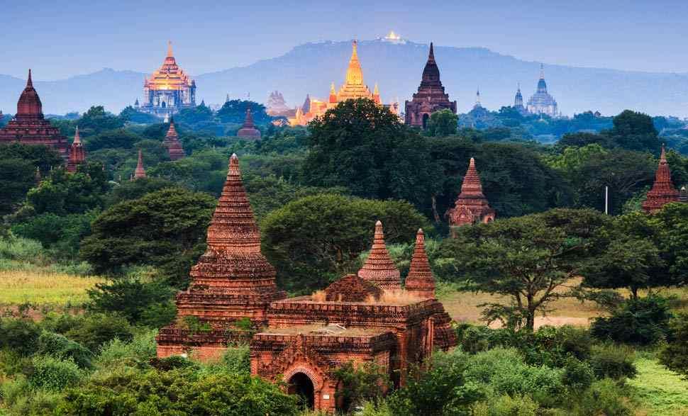 Bagan City myanmar-compressed
